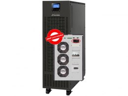 UPS POWERWALKER ON-LINE 3/3 FAZY CPG PF1 20 KVA, TERMINAL OUT, USB/RS-232, EPO, LCD, SNMP, TOWER