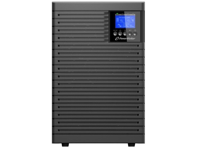 UPS POWERWALKER ON-LINE 10000VA TGS PF1 TERMINAL OUT, USB, EPO, LCD, TOWER