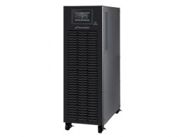 UPS POWERWALKER ON-LINE 3/3 FAZY CPG PF1 15 KVA, TERMINAL OUT, USB/RS-232, EPO, LCD, SNMP, TOWER