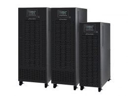UPS POWERWALKER ON-LINE 3/3 FAZY CPG PF1 BE 15 KVA, TERMINAL OUT, USB/RS-232, EPO, LCD, SNMP, TOWER