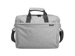 "TORBA DO LAPTOPA NATEC MUSTELA 15.6"" SZARA"